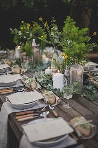 trending patio table decor ideas 20 Rustic Table Setting Ideas to Summer Celebrate | House Design And Decor