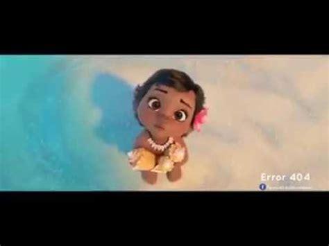 La película animada mas bonita del 2016 2017 Vaiana