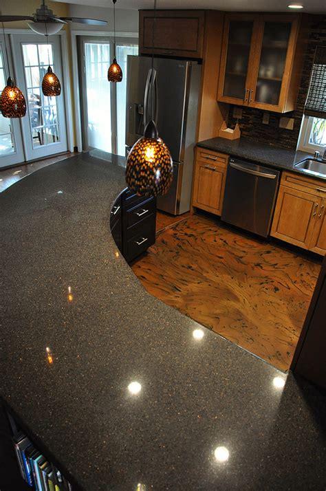 epoxy floor   san diego kitchen wows architect