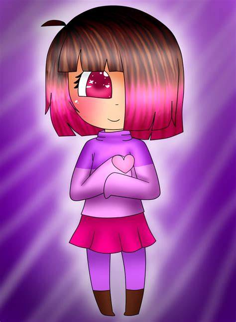 glitchtale betty minecraft skin