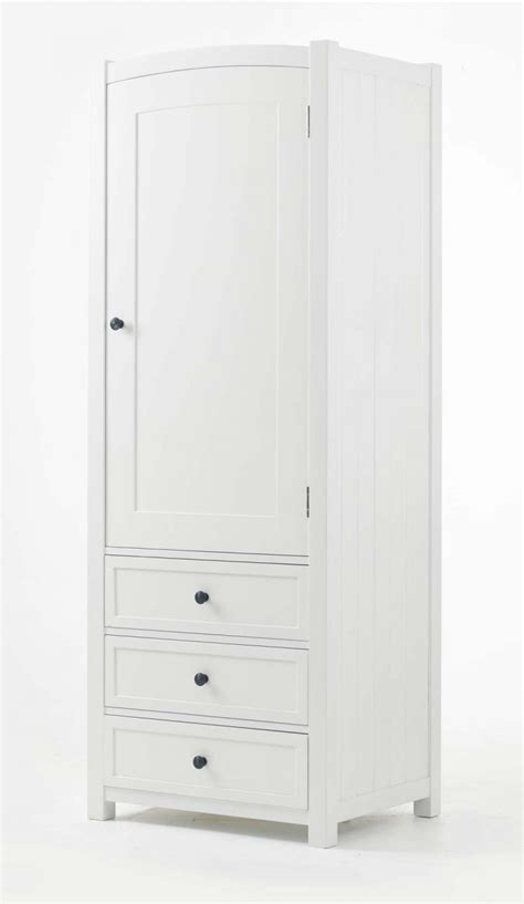 Single Wardrobe With Drawers by 2019 Popular Single Oak Wardrobes With Drawers