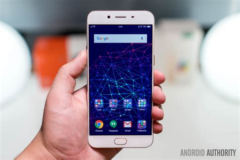 oppo r9s android authority