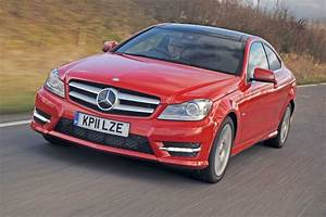 Mercedes C220 Coupé Sport : mercedes c class coupe c220 cdi amg sport edition auto express ~ Gottalentnigeria.com Avis de Voitures