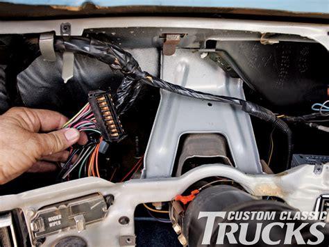 1985 Gmc S10 Wiring Harnes by 1973 1987 Chevy C10 Gmc Truck Dakota Digital