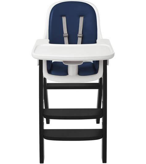 Oxo Tot Seedling High Chair by Oxo Tot Sprout High Chair Navy Black