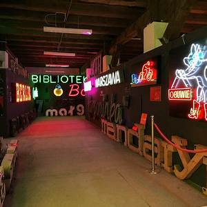 The Neon Museum Warsaw 2018 All You Need to Know
