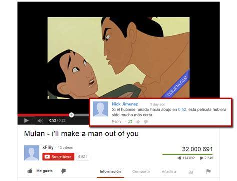 los  mejores comentarios de youtube  emezetacom