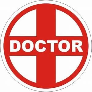 60% OFF on Xtreme Doctor Logo (3 Inch) Reflective For All