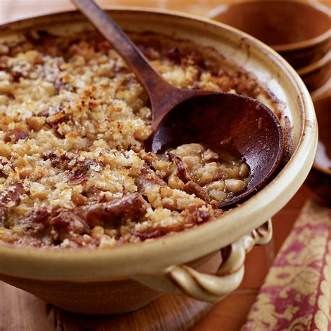 cuisines toulouse toulouse style cassoulet recipe paula wolfert food wine