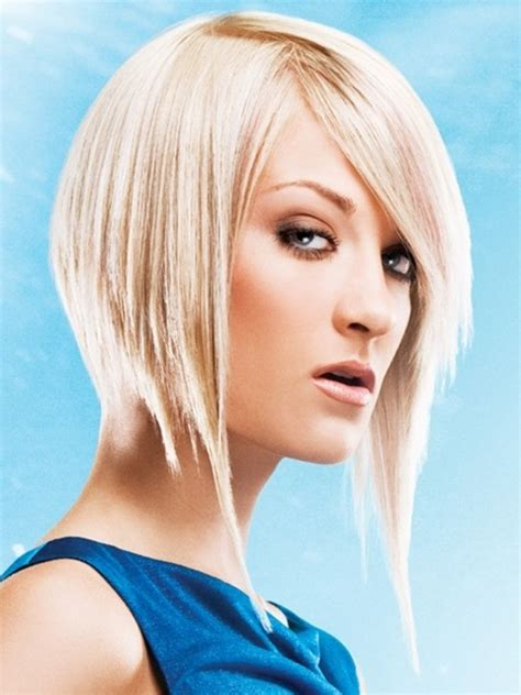 trendy medium length hairstyles for the springs