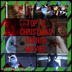 The Spooky Vegan Top 10 Christmas Horror Movies