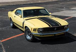 29K-Mile 1970 Ford Mustang Boss 302 for sale on BaT Auctions - sold for $62,500 on December 6 ...