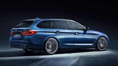 The New Alpina B5 Has Queue-jumped The Bmw M5