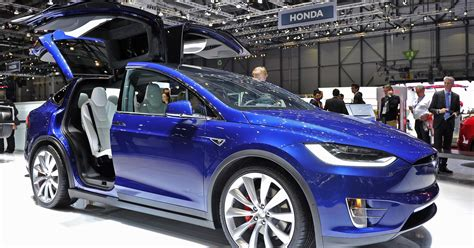 Ford pays $199,950 before taxes for Tesla Model X SUV