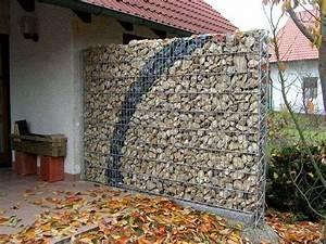 Mur De Cloture En Gabion : les 25 meilleures id es de la cat gorie mur en gabion sur ~ Edinachiropracticcenter.com Idées de Décoration