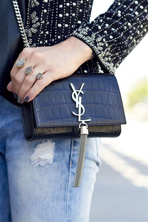 french connection embellished jacket fashion jackson ysl crossbody bag ysl tassel bag ysl