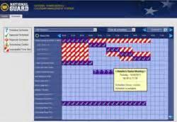 bureau navigo us national guard bureau installs navigo room scheduler