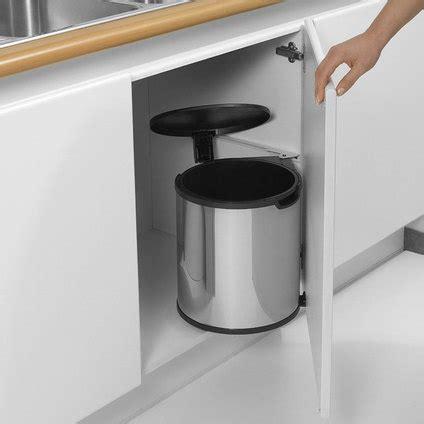 poubelle cuisine hailo кош за вграждане хром почистване и пране домашни потреби баня и кухня практикер