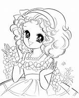 Chain Coloring Daisy Princess Adult Printable Drawing Books Sheets Anime Draw Printing Drawings Chibi sketch template