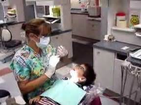 brandon  dentist visit youtube