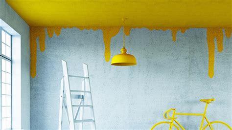 cuisine en osb dossier la peinture au plafond