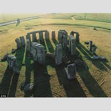 Pits Found At Stonehenge Show Area Was Used For Sun