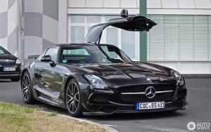 Mercedes Sls Amg : mercedes benz sls amg black series 28 september 2016 ~ Melissatoandfro.com Idées de Décoration