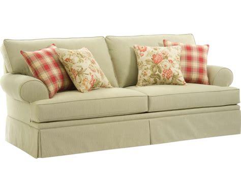 Broyhill Sleeper Sofa by Broyhill Plaid Sleeper Sofa Baci Living Room