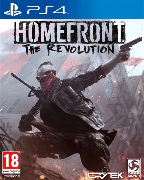 Homefront  The Revolution Sur Playstation 4 Jeuxvideocom
