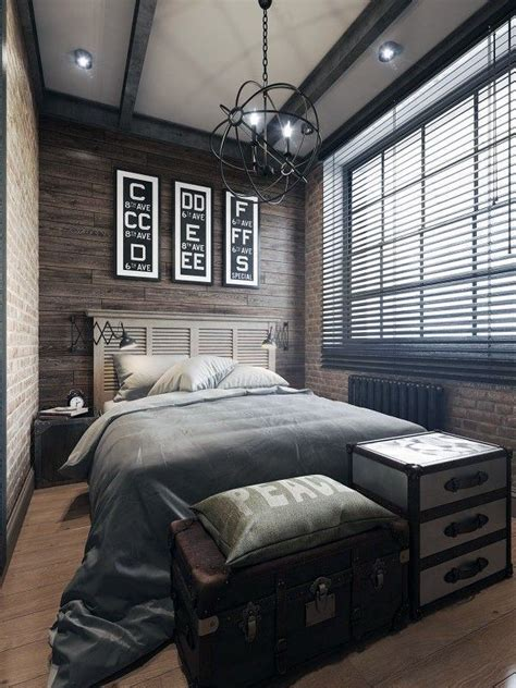 guys home interiors 60 39 s bedroom ideas masculine interior design inspiration
