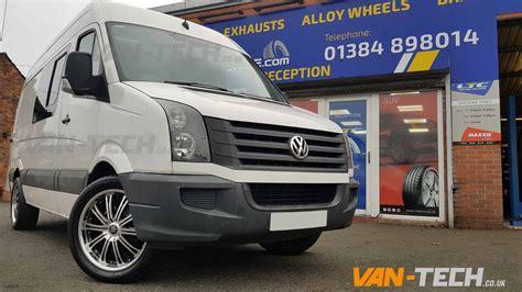 wolfrace vermont alloy wheels  vw crafter van