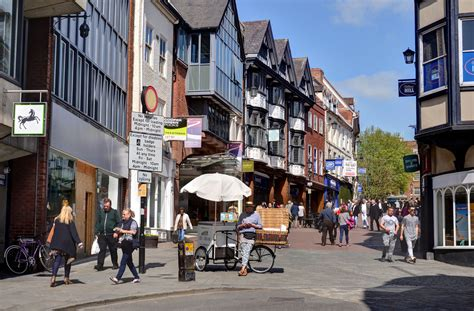 Shrewsbury town centre   Shrewsbury is the county town of ...