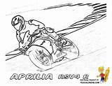 Coloring Pages Motorcycle Bike Street Drawing Road Aprilia Rsv4 Triumph Boys Motorbikes Printable Bikes Hard Motorycle Rugged Getdrawings St Yescoloring sketch template