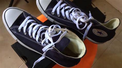 ciri ciri sepatu converse original