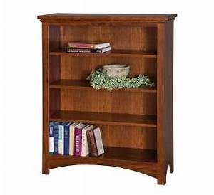 Buckeye economy bookcase amish valley products for Amish furniture home of economy
