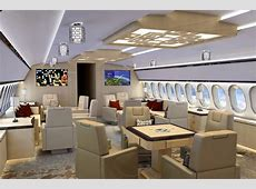 25+ Amazing Private Jet Interiors Step Inside The World's