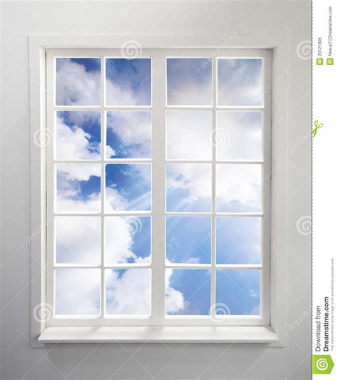 Images Of Windows Window And Sky Stock Photo Image Of Background
