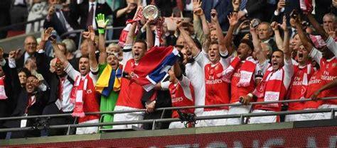Arsenal clinches record 13th FA Cup title!