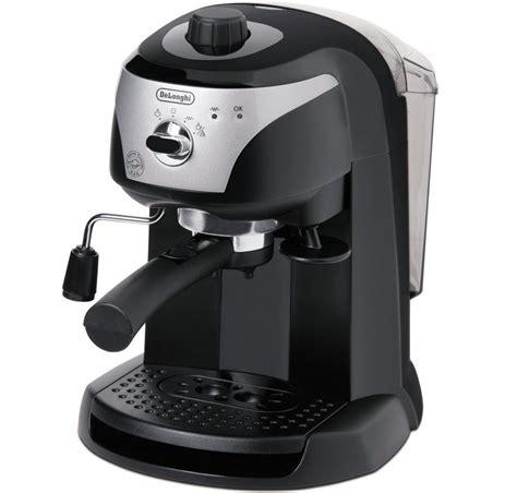 espresso maschine delonghi delonghi 15 bar espresso and cappuccino machine