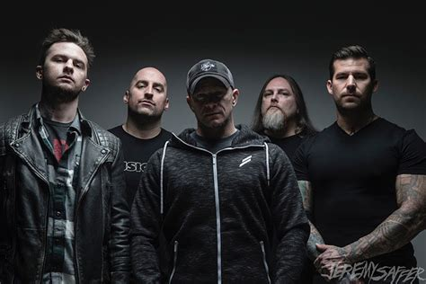 All That Remains Officially Name Jason Richardson New ...