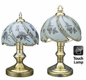 Lampe De Chevet Vintage : traditional touch lamp table bedside desk lamp brass ~ Melissatoandfro.com Idées de Décoration
