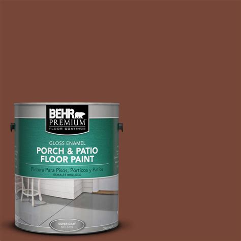 behr premium 1 gal 240f 7 root gloss porch and