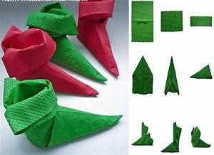 Pliage De Serviette Pour Noel : pliage de serviette pour noel pliage de serviettes ~ Melissatoandfro.com Idées de Décoration