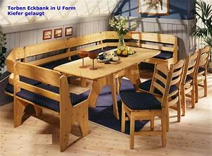 Essecke Holz Massiv : eckbank torben kiefer ~ Frokenaadalensverden.com Haus und Dekorationen