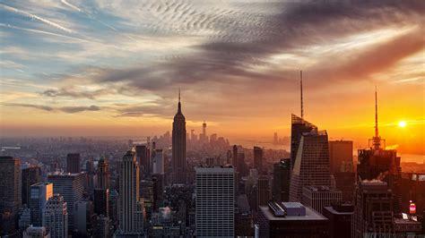 le de bureau york fonds d 39 écran avec tout le populaire et honoré la ville