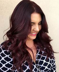 Best 25+ Burgundy brown hair color ideas on Pinterest ...