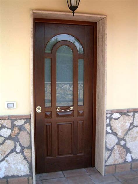 Porta Ingresso Con Vetro by Porta Blindata Con Vetro Instapro