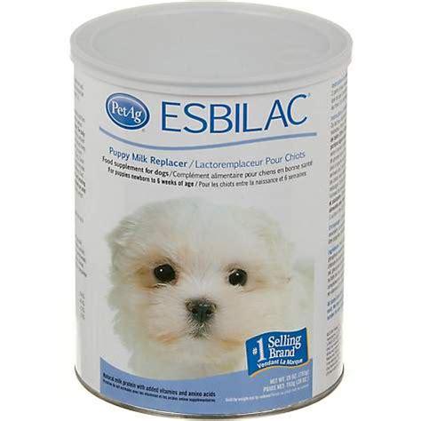 petag esbilac powder puppy milk replacer dog food