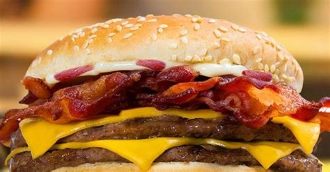 Burger King Launches New Bacon King Burger | Brand Eating