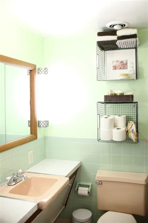 Diy Bathroom Storage Ideas by 30 Diy Storage Ideas To Organize Your Bathroom